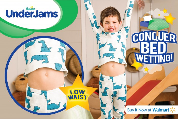 UnderJams Conquer Bed Wetting