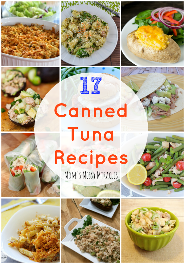 17 canned tuna recipes the shirley journey for Canned fish recipes