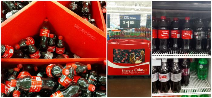 Coke at Walmart
