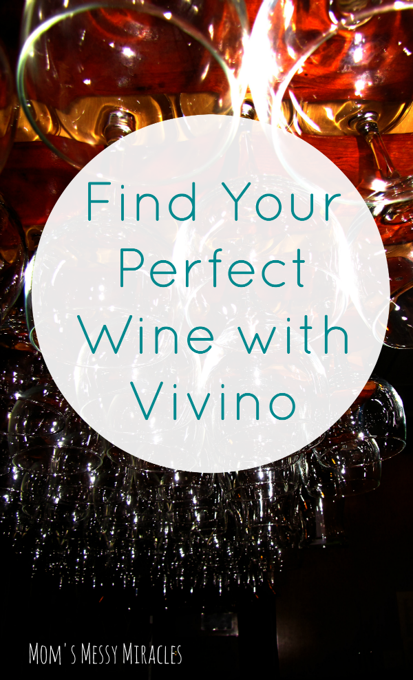 Find the perfect wine for Vivino App
