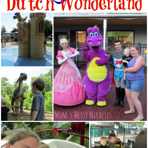 Dutch Wonderland Family Fun