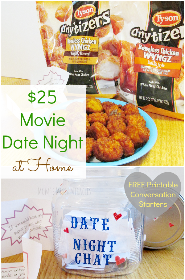 ad under 25 movie date night at home with tyson any 39 tizers the