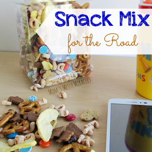 Snack Mix for the Road