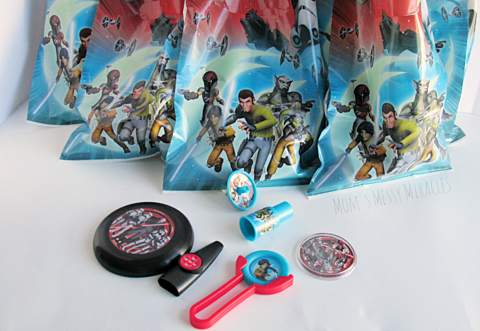 Star Wars Rebels Favors
