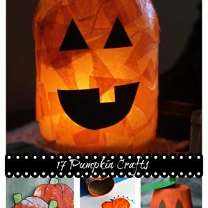 17 pumpkin crafts