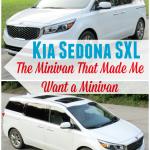 2015 Kia Sedona: The Minivan that Made Me Want A Minivan