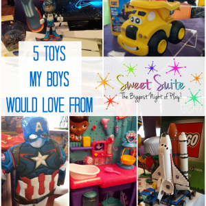 5 Toys from Sweet Suite