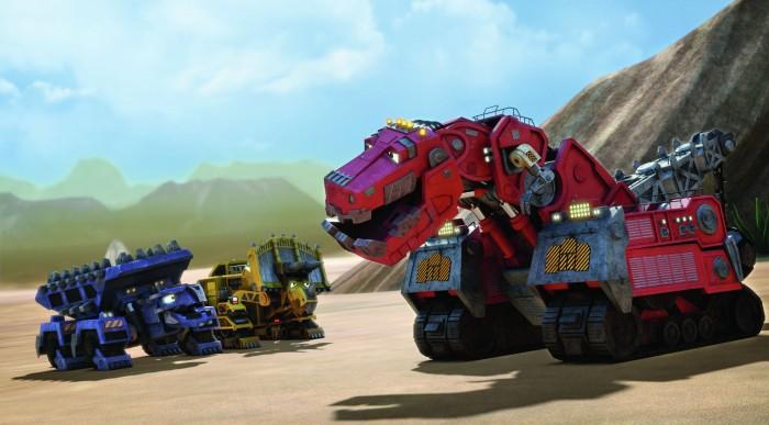 Dinotrux still