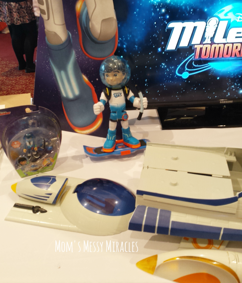 Miles from Tomorrowland at Sweet Suite