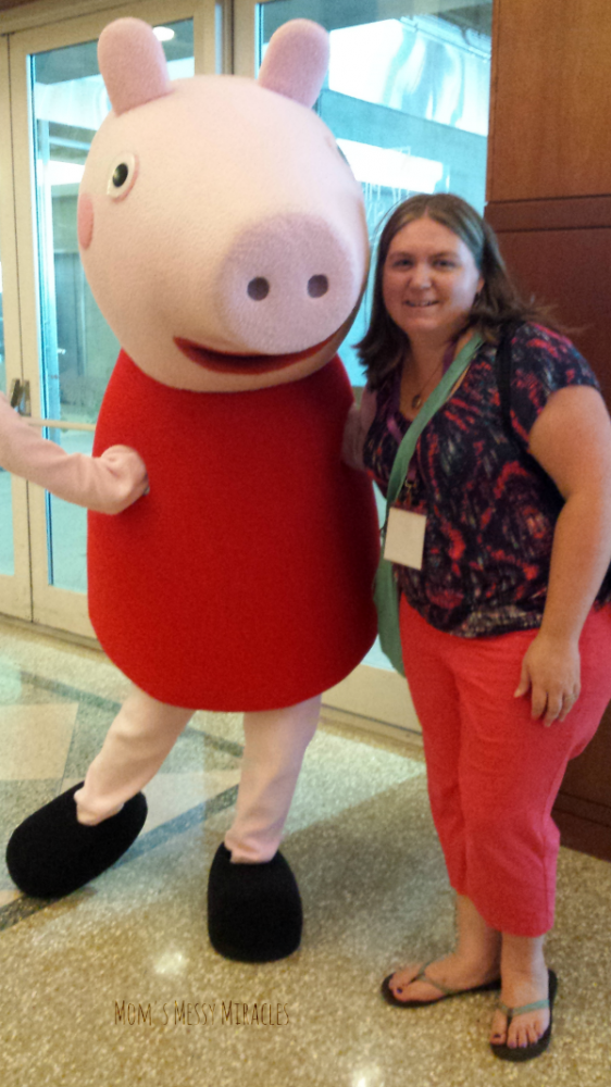 Peppa Pig and I Sweet Suite