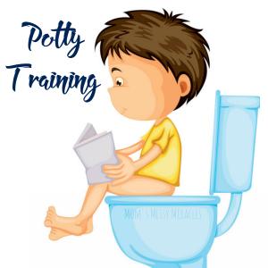 Potty Training Success Tips