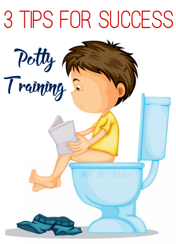 Potty Training Success Tips from a mom who has previously battled with a boy and working on round 2!