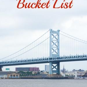 Delaware Bucket List