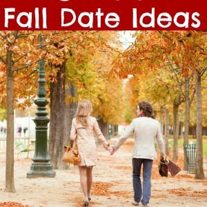 5 Free Fall Date Ideas
