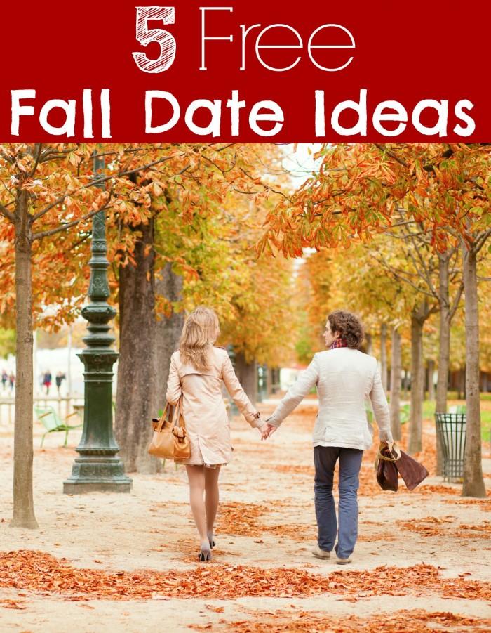 5 Free or Cheap Fall Date Ideas