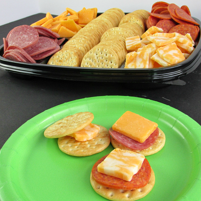 Hormel Gatherings Tray