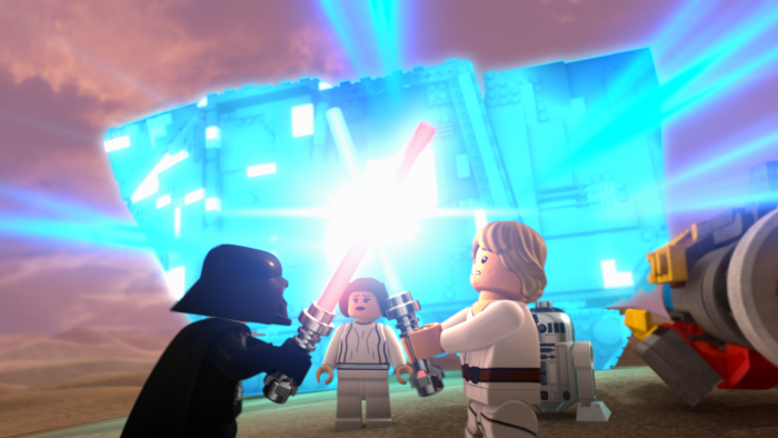 LEGO STAR WARS TNYC still