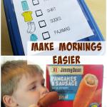 Make Mornings Easier for Back to School