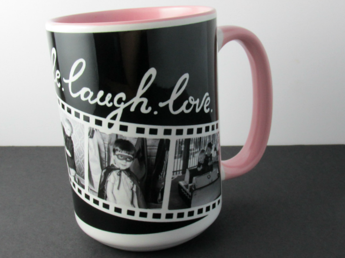 Shutterfly Mug film strip
