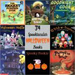 34 Spooktacular Halloween Books