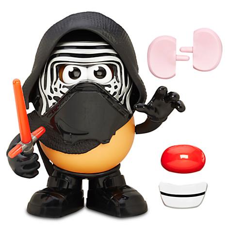 Star Wars The Force Awakens Potato Head