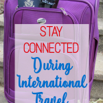Stay Connected During International Travel
