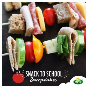 snack to school sweepstakes