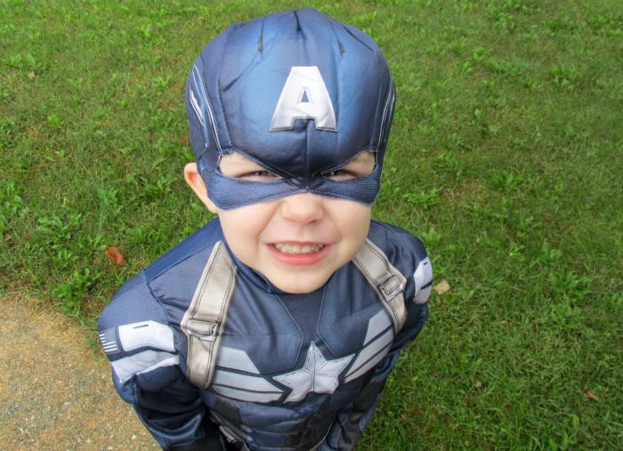 Captain America Charlie