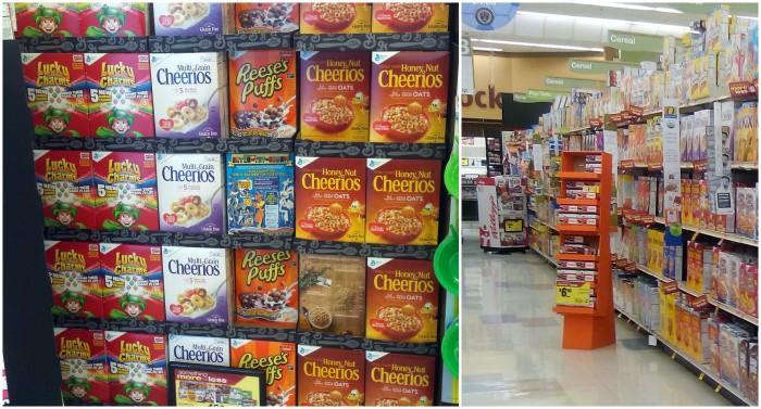 Cheerios at ACME