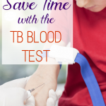 Save Time with the TB Blood Test