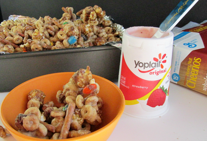 Yoplait and Cereal Clusters