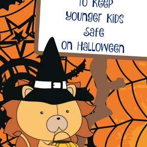 Younger Kids Safe Halloween