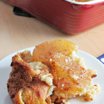 Apple French Toast Casserole