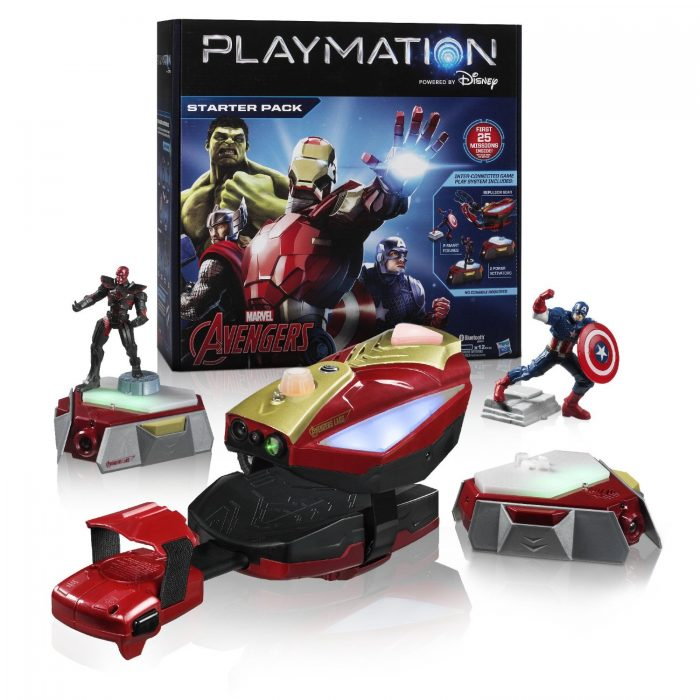 Disney Marvel Playmation Avengers Starter Repulsor