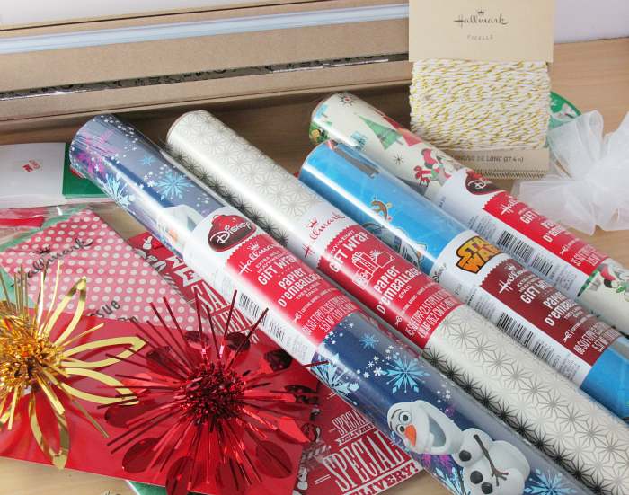 Hallmark Wrapping Supplies