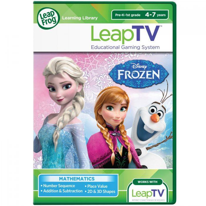 LeapTV Disney Frozen