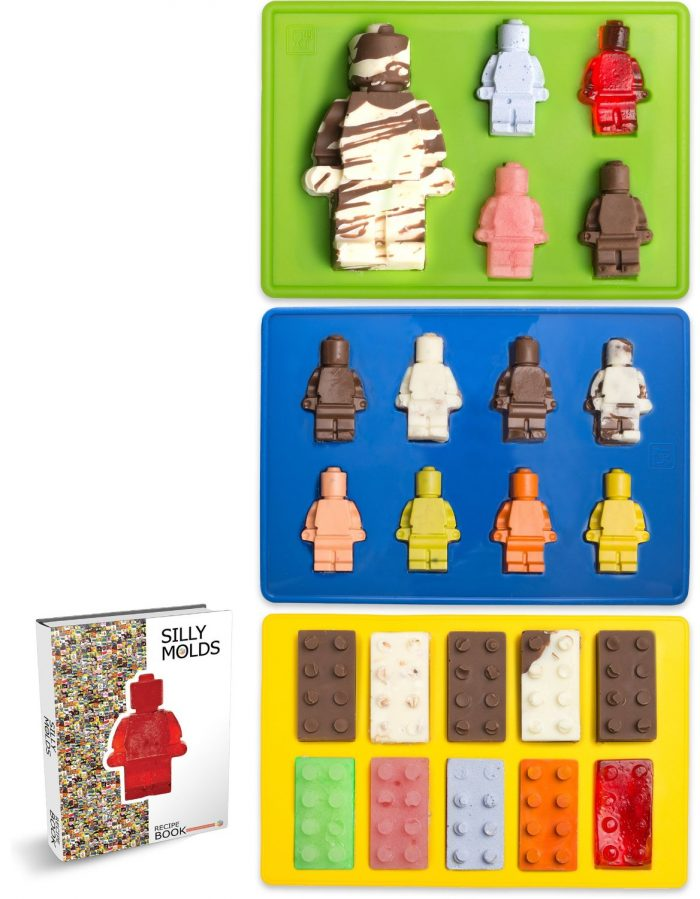 Lucentee LEGO Molds