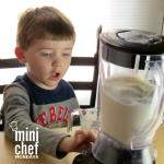Banana Smoothies Kids Can Make