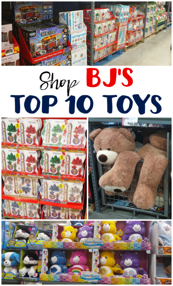 BJ's Top 10 Toys for 2015! Find something for everyone on your list!