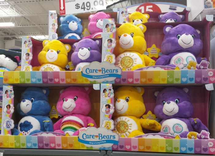 Sing-a-Long Care Bears at BJ's