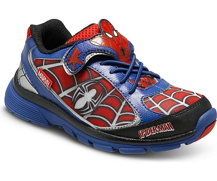 Spiderman Stride Rite sneakers