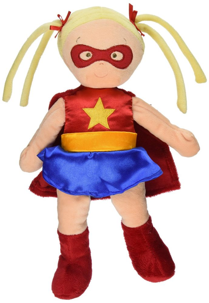 Superhero Girl Baby Doll