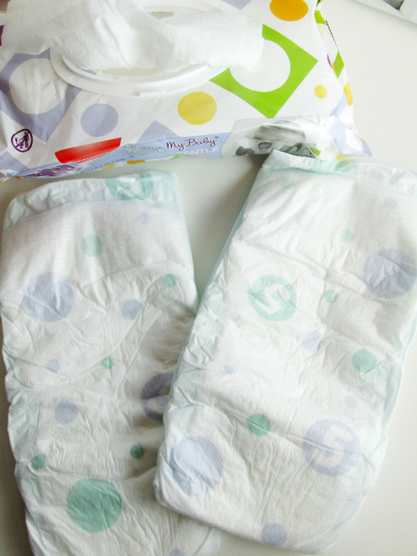 Always My Baby Diapers wipes