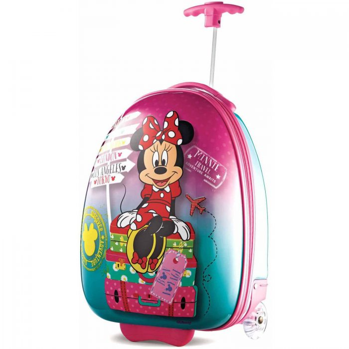 American Tourister Kids Hardside Minnie