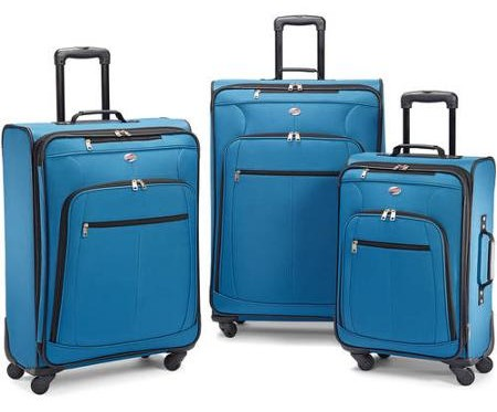American Tourister Pop Spinner 3 piece
