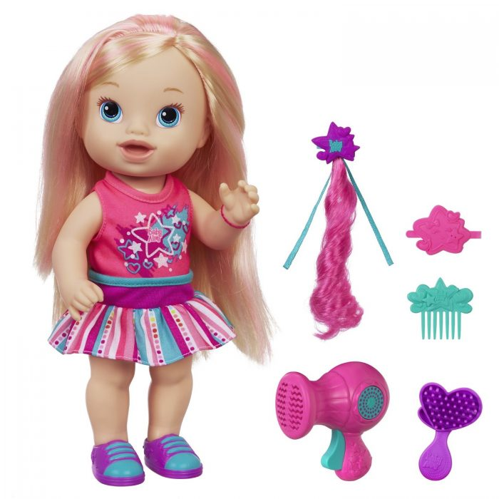 Baby Alive Play 'n Style Doll