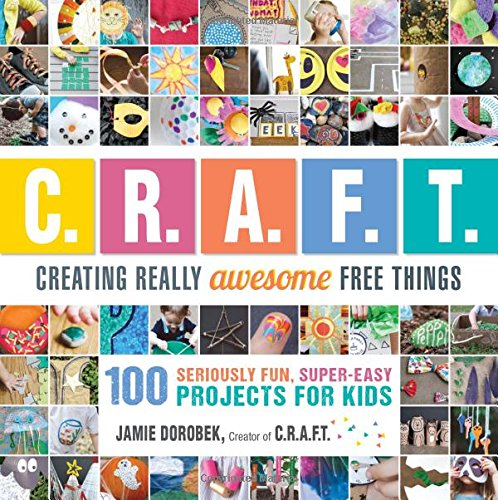 CRAFT book by Jamie Dorobek