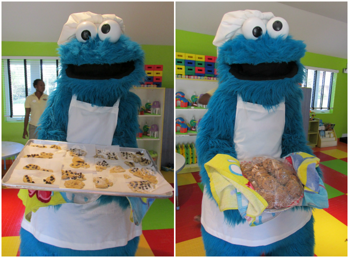 Cookie Monster's Cookies at Beaches