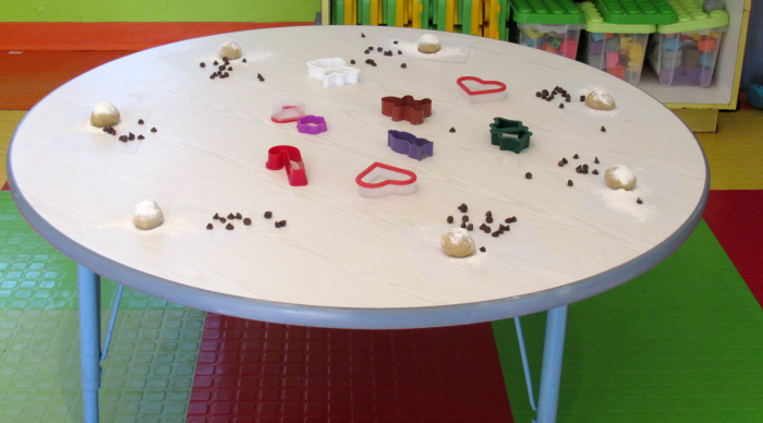 Cookie Table at Beaches Cookie Monster