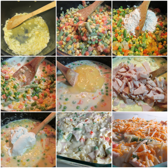 Creamy Turkey and Noodles Recipe